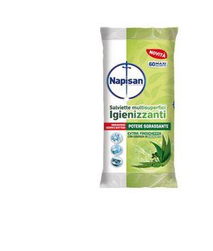 Salviette Multisuperfici Igienizzanti Napisan