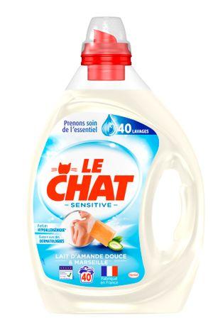 Le Chat Sensitive Lessive Le Chat Sensitive
