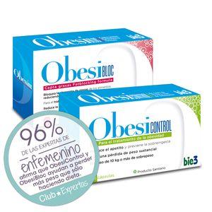 Opiniones Gama Obesibloc y Obesicontrol bio3