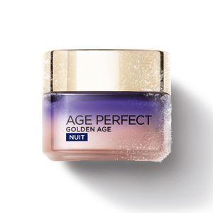 L'Oréal Paris Age Perfect Golden Age Soin Froid Nuit Re-Stimulant