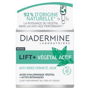 Diadermine Lift + Végétal Actif Anti-rides Fermeté Jour