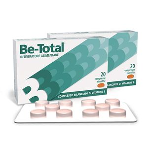 Be-Total Be-Total Compresse