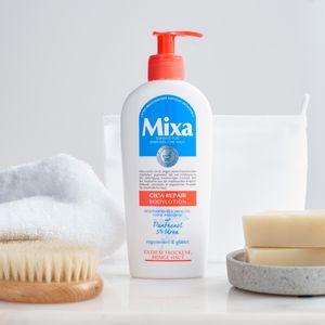 Cica Repair Bodylotion Mixa – Sanfte Pflegemixturen seit 1924