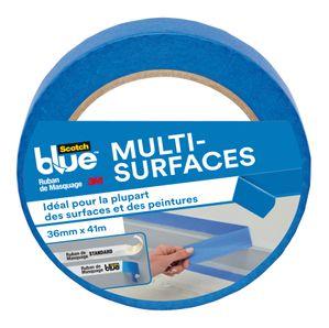 ScotchBlue™ Ruban de Masquage Multi-Surfaces