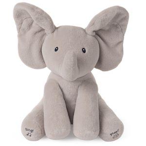 GUND - BABY GUND FLAPPY - L'ELEPHANT