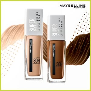 Super Stay Active Wear Foundation Maybelline New York