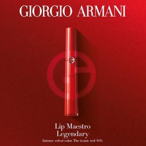 Lip Maestro ARMANI beauty