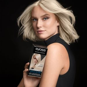Blond-Colorationen Syoss