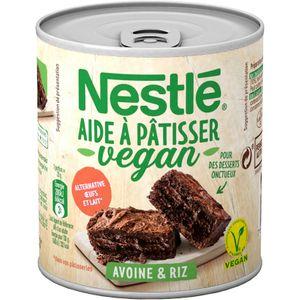 Nestlé Lait Concentré Sucré Aide à Pâtisser Vegan 370g - Nestlé