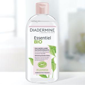 Diadermine Eau Micellaire Rafraîchissante - Essentiel BIO