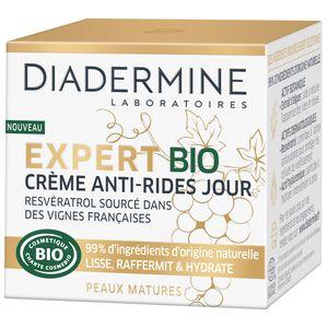 Diadermine Crème Anti-Rides Jour - Expert Bio