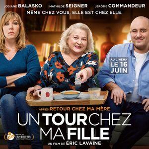Pathé UN TOUR CHEZ MA FILLE