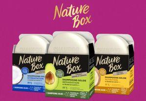 Nature Box Testez les Shampooings solides Nature Box