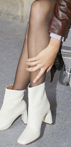 Les chaussures tendance de l'automne-hiver 2020-2021