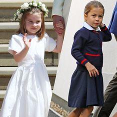Retour sur les photos les plus adorables de la princesse Charlotte