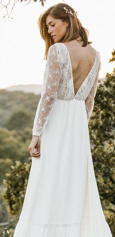 Les plus belles robes de mariée pour un mariage en hiver