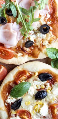 Pizzas maison, 23 recettes à tester plutôt que de se faire livrer