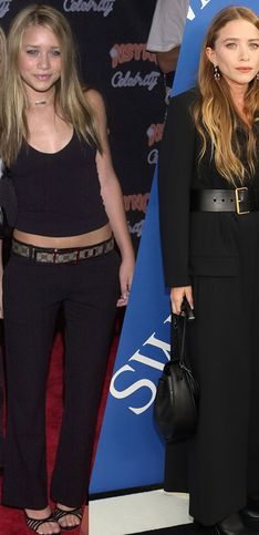 Retour sur l'incroyable transformation du style de Mary-Kate et Ashley Olsen