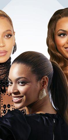 Les plus belles coiffures de Beyoncé