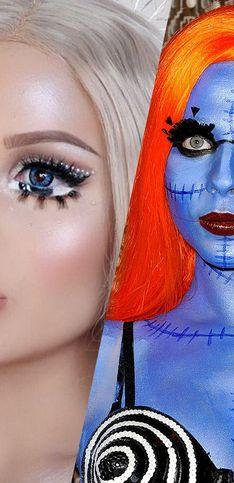 Halloween : 65 idées pour un maquillage des yeux magnétique !