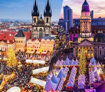 Découvrez les plus beaux marchés de Noël du monde
