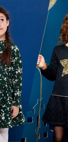 Les plus belles robes de Noël pour petites filles sages (ou pas)