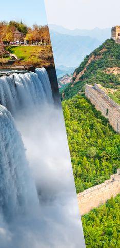 Les plus beaux endroits du monde à découvrir