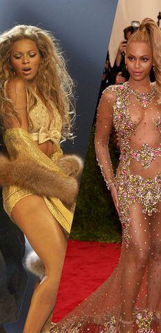 Beyoncé et Jay-Z : les plus beaux looks du couple star