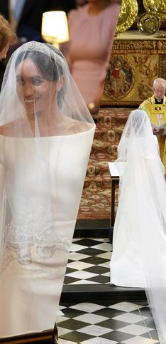 Revivez en direct le mariage du prince Harry et de Meghan Markle