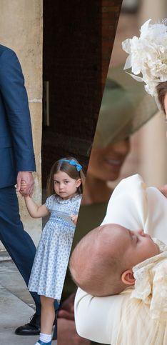 Découvrez toutes les photos du baptême du prince Louis