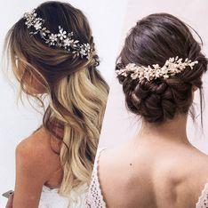 35 façons de coiffer ses cheveux avec des fleurs