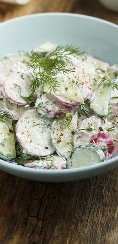 40 recettes pour réinventer le concombre