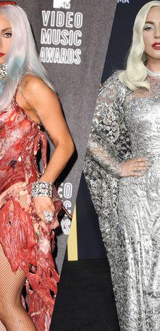 Lady Gaga : retour sur ses looks les plus déjantés