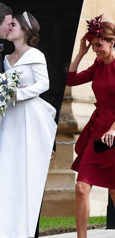 La princesse Eugenie d'York a accouché de son premier enfant ! Retour sur son mariage royal
