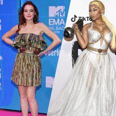 Les looks les plus mémorables des MTV European Music Awards