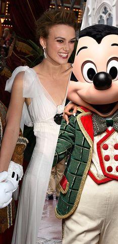 L'histoire d'amour des stars avec Mickey