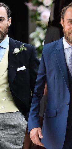 Les plus belles photos de James Middleton, le petit frère de Kate