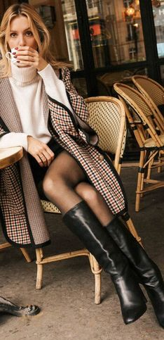 30 paires de bottes stylées pour l'automne-hiver