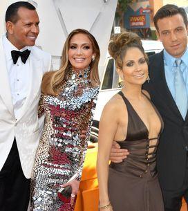 Jennifer Lopez est fiancée : qui sont les hommes de sa vie ?