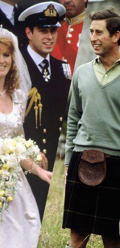 Divorces royaux : quand les membres des familles royales se séparent
