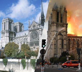 Notre-Dame de Paris ravagée par les flammes : toutes les images du drame
