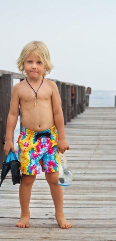 Les plus beaux maillots pour un petit garçon
