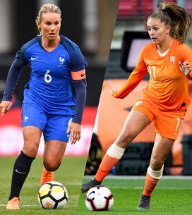 Découvrez les joueuses qui vont briller lors de la Coupe du monde féminine de football 2019