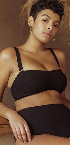 30 maillots de bain noirs chics et indémodables pour l'été