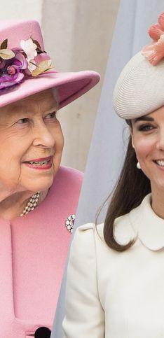 Les plus beaux chapeaux portés par les femmes de la famille royale britannique