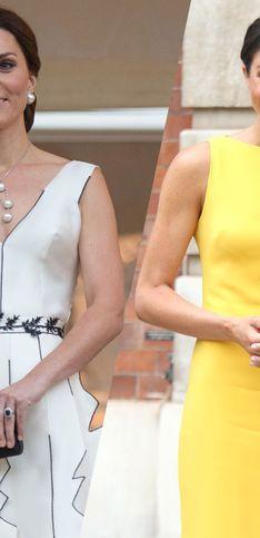 Kate Middleton, Meghan Markle, Lady Diana... Ces looks qui ont fait polémique