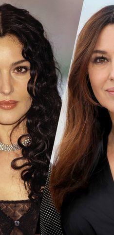 Monica Bellucci célèbre ses 55 ans, retour sur l'évolution beauté de l'icône italienne