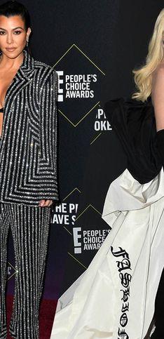 Les Kardashian récompensées aux People's Choice Awards : retour sur les plus beaux looks des stars