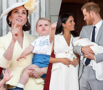 Retour en images sur les meilleurs moments de la famille royale d'Angleterre en 2019