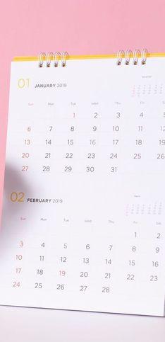 Notre sélection des calendriers 2020 les plus originaux !